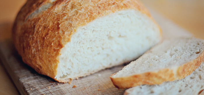 How to serve a beautifully baked loaf of bread